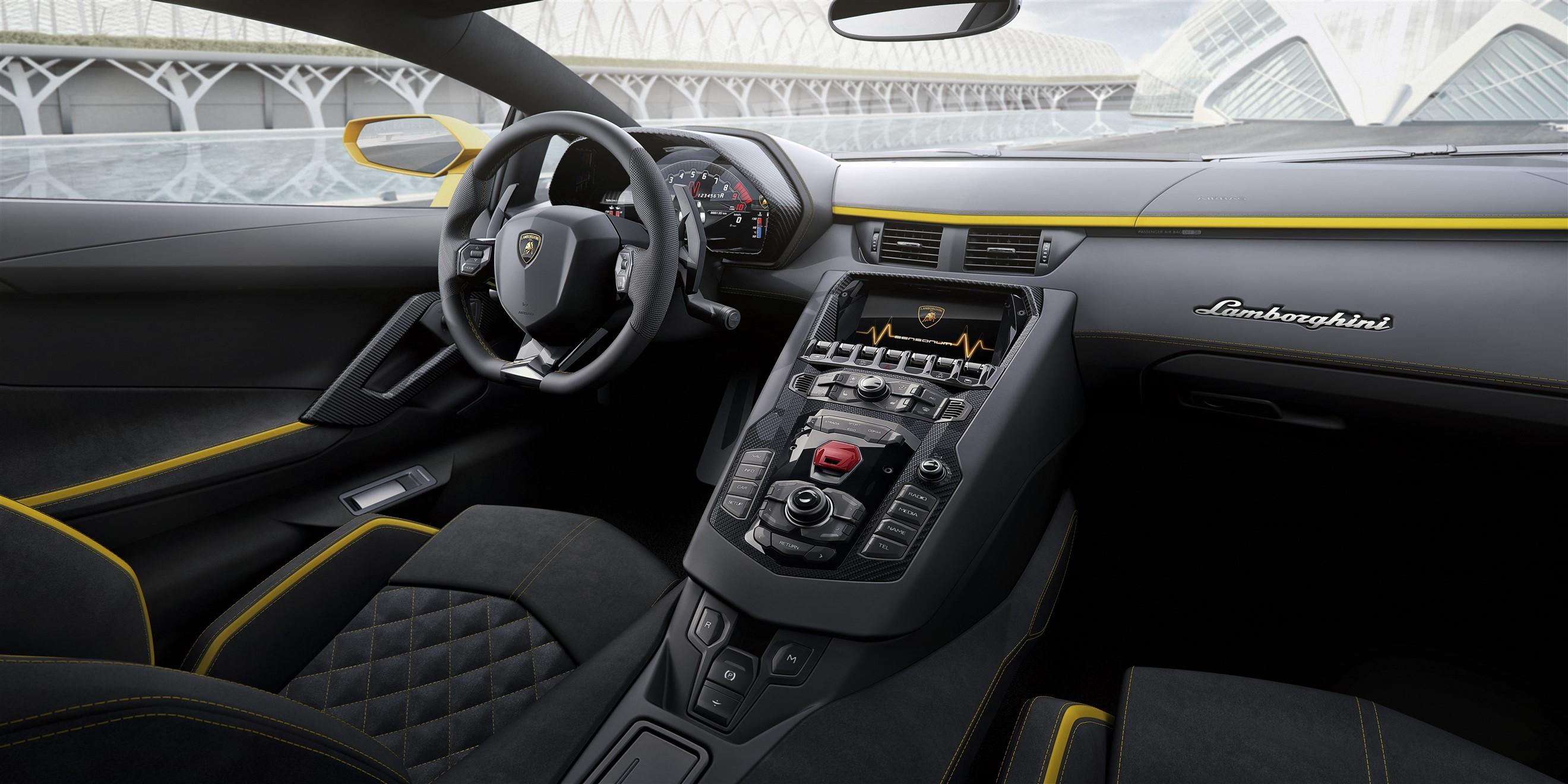 Lamborghini Aventador S Mais Uma Fera A Solta Carros Com Camanzi