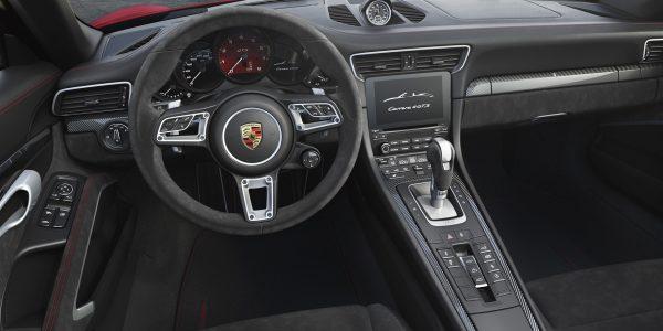 911 Carrera 4 GTS conversível – 3