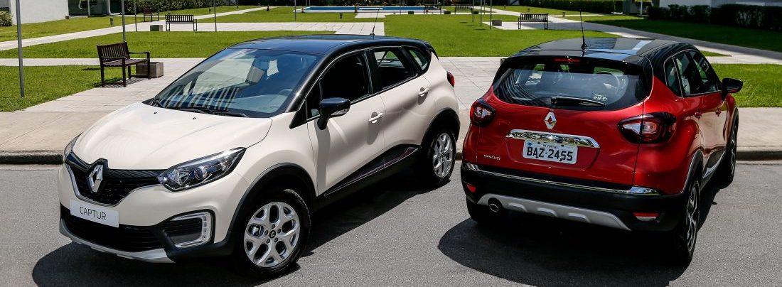 Captur, chegou o novo SUV da Renault | CARROS COM CAMANZI