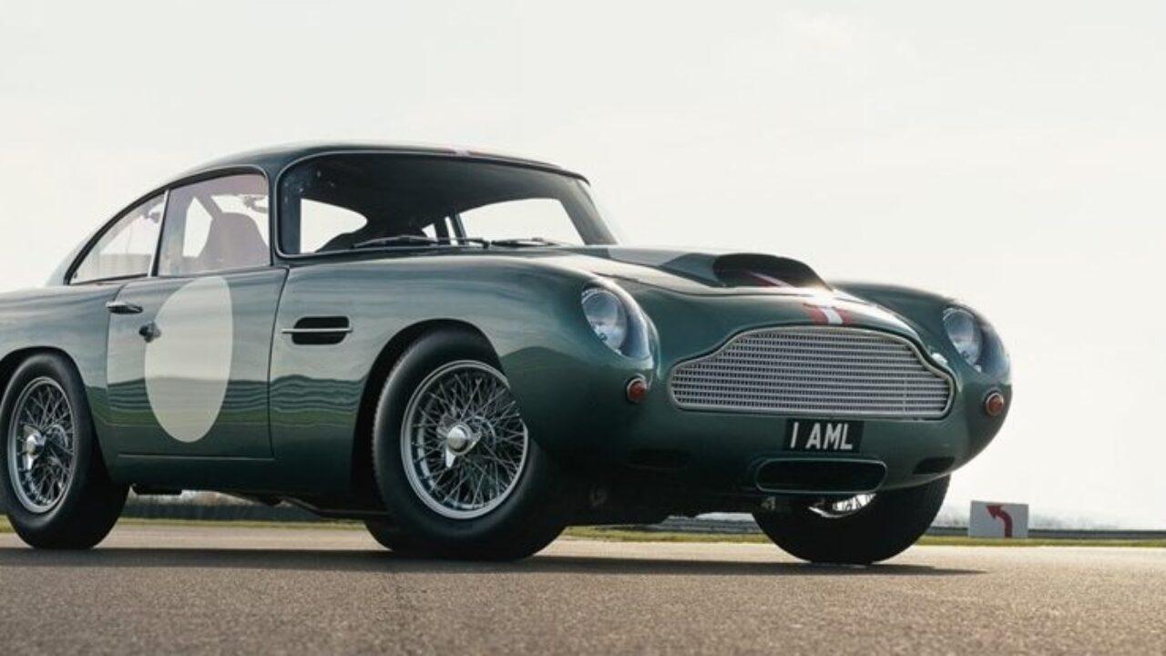 Aston Martin Db4 Gt Renasce Apos 60 Anos Carros Com Camanzi