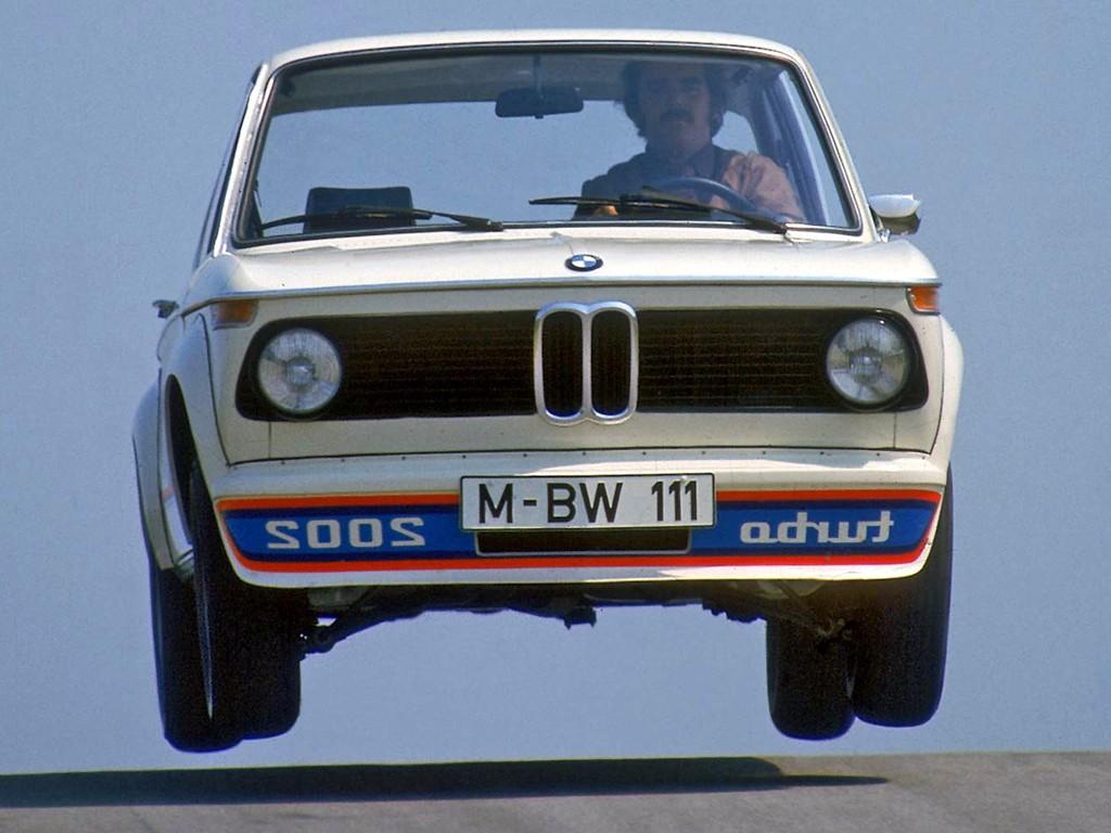Bmw 2002 Turbo De Tras Para Frente Carros Com Camanzi