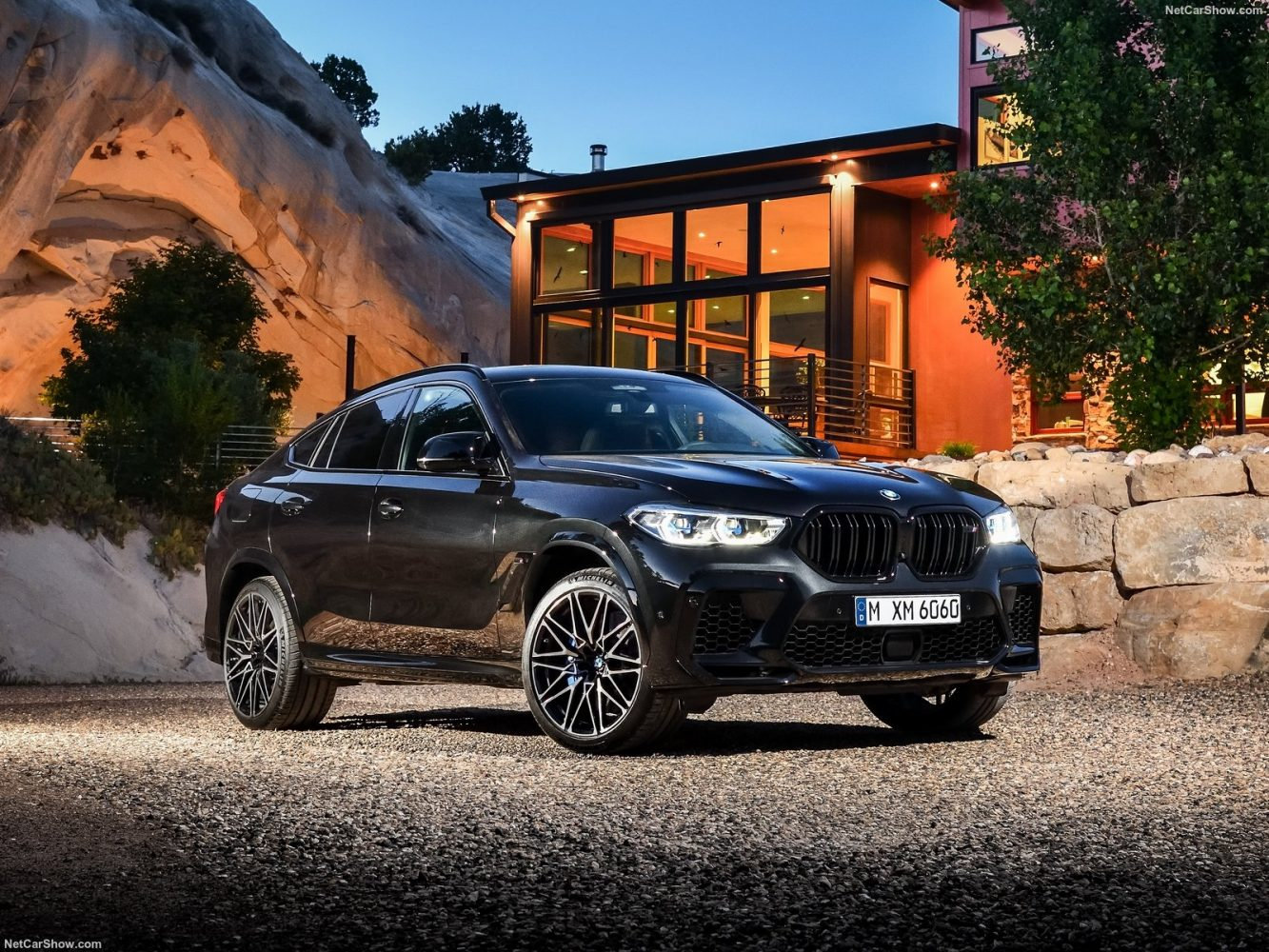 Bmw X6 M Competition Carros Com Camanzi