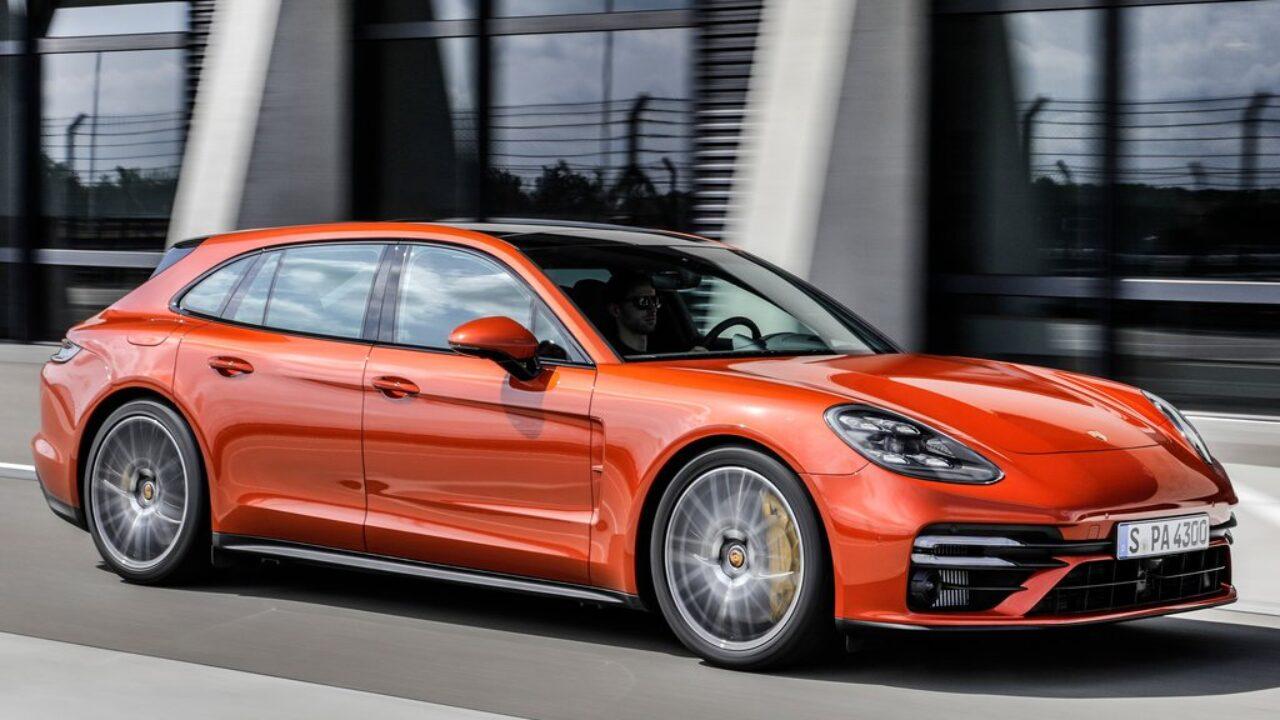 Panamera Sport Turismo Turbo S Chega A Linha 2021 Carros Com Camanzi